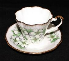 Jon Roth Fine Bone China 7601 Salisbury Virginia Dogwood Cup & Saucer