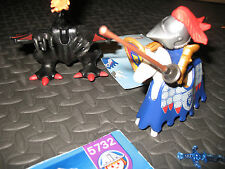 Playmobil 5732 (usa) Ferocious Dragon Knight Castle 2003 4+
