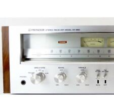 PIONEER SX 650 Monster Stereo Receiver 70 Watts RMS Vintage 1976 Perfect 100%