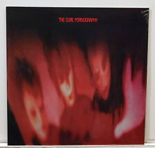 THE CURE Pornography VINYL LP Sealed/New Joy Division New Order