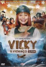 Dvd **VICKY IL VICHINGO ~ IL FILM** nuovo sigillato 2014
