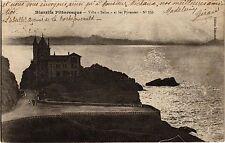 CPA Biarritz Pittoresque - Villa Belza et les Pyrénées (162694)
