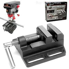 Drill Press Vise Clamp Bench Table Mechanic Machine Repair Vice Tool Metal Work
