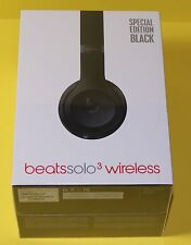 Beats SOLO 3 III by Dr. Dre Solo3 Wireless Headband Headphones Special Edition N