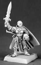 SELLAH PALADIN ICONIC - PATHFINDER REAPER miniature jdr rpg d&d metal 60019