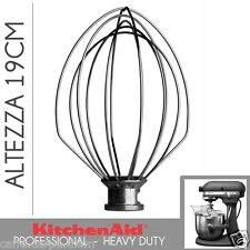 K5AWW Accessori KitchenAid da 4,8 lt Heavy Duty Frusta a Filo Robot whip