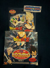 Dragon Ball Z Series 1 Hero Collection Box, Set of 24 Packs FUNIMATION