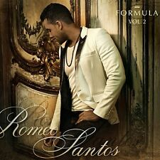 Formula Vol. 2 - Santos Romeo CD Sealed ! New ! 2014