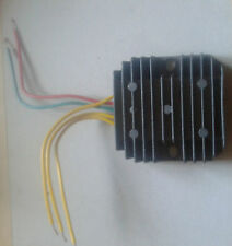 3 Phase regulator/rectifier for charging 12 volt batteries