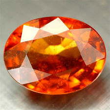 1.47 CT~ Orange HESSONITE Garnet ~ Oval ~  Natural Gemstone