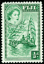 Sg280, ½d myrtle-green, UNMOUNTED MINT.