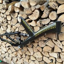 Cannondale Super V Raven 4000 MTB Frame Worldwide Express XTR