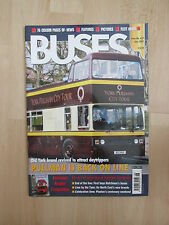 Buses Magazine June 2007 York Pullman back on line