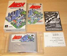 Super famicom: a-train/take the A-train III 1995
