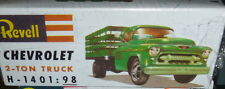 REVELL CHEVY 2-TON TRUCK Model Car Mountain FS H-1401 SSP 1/48?