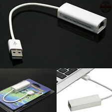 USB a LAN Ethernet Adaptador Apple MacBook Pro Aire iMac PC portátil Windows 7 8