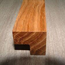 Lackierte Massivholz Griffe Möbelgriffe aus Eiche sehr elegant NEU 128 mm