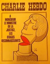 """""""CHARLIE HEBDO"""" 27 septembre 1971  -numéro 45-"""