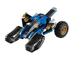 LEGO 70723 - NINJAGO - Jay's Thunder Raider - NO MINI FIGURES / BOX