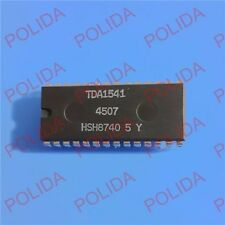 1PCS Dual 16-bit DAC IC PHILIPS DIP-28 TDA1541 100% Genuine