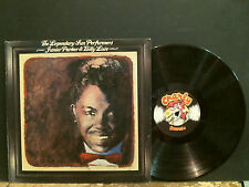 JUNIOR PARKER AND BILLY LOVE  Legendary Sun Performers   LP  Blues Soul Great !!