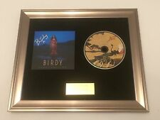 PERSONALLY SIGNED/AUTOGRAPHED BIRDY - BEAUTIFUL LIES FRAMED CD PRESENTATION.