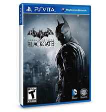 Batman Arkham Origins Blackgate PS Vita Game BRAND NEW SEALED