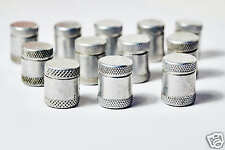 Set of ORIGINAL JUNIOR RACING CLOCK THIMBLES (12 pieces)