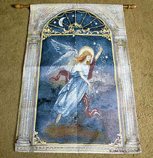 Angel of Wishes Tapestry Wall Hanging ~ Artist, Lena Liu