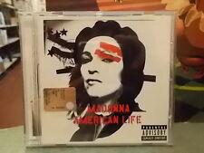 "MADONNA "" AMERICAN LIFE "" CD"