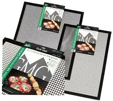 Green Mountain Grills 4019 BBQ Grill Mat for Grilling Fish Veggies GMG-4019