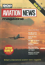 AVIATION NEWS V14 N22 WW2 SWEDISH SAAB 17 / RDAF DENMARK DAKOTA / WW2 RAF FERRY