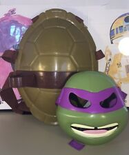 Teenage Mutant Ninja Turtles Deluxe Donatello Shell  & Mask 2013
