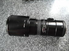 Sigma 400mm f5.6 MC AF prime lens for Pentax  PRICE REDUCED!!!