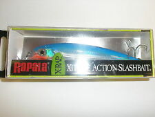 Rapala X Rap Saltwater 10cm 13g SILVER BLUE Fishing tackle