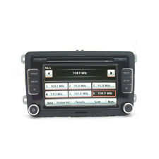 Car Radio RCD510 AUX USB w Code for VW Golf Jetta Tiguan Passat CC Polo