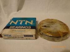 NTN Bearings 6212ZZC3/2A 98-12 Single Row Radial Ball Bearing New
