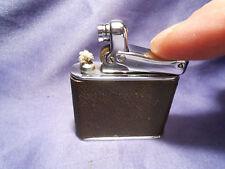 """Como nuevo! """"ibelo monopolio"""" gasolina encendedor 1952, vintage petrol Pocket lighter"""