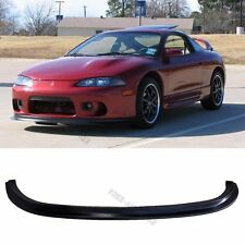 Fit 97-99 Mitsubishi Eclipse Front Bumper Lip PU Material DS Style Unpainted