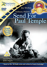 DVD:SEND FOR PAUL TEMPLE - NEW Region 2 UK