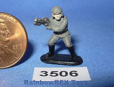 Star Wars Micro Machines Action Fleet IMPERIAL OFFICER From Officer Set Fig #3
