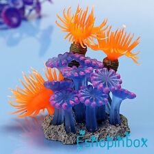 Artificial Resin Coral for Aquarium Fish Tank Decoration Underwater Ornament Dec