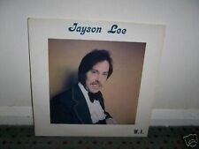 JAYSON LEE self titled LP  west one records