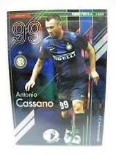 Panini Football League PFL 02 SUPER 146 Antonio CASSANO Inter Refractor insert