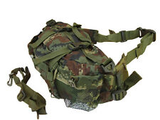 Army Combat Travel Utility US Shoulder Bum Waist Bag Money Belt Day Pack Digital
