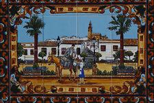Scène de vie 733083village Alcala de Guadaira Séville Espagne A4 papier photo