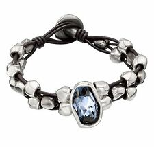 UNO DE 50 BRACELET-FLASH! A- HAA..- EXPRESS YOURSELF-NWT-STUNNING PIECE-