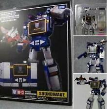 TRANSFORMERS JAPANESE VERSION OF MP-13 SOUND WAVE LASER BIRDS UNOFFICIAL VERSON!
