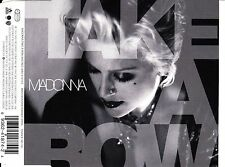 CD SINGLE MADONNA take a bow 3-TRACKS GERMANY EU 1994