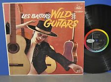 Les Baxter Baxter's Wild Guitars USA '59 1st press top condition Vinyl LP